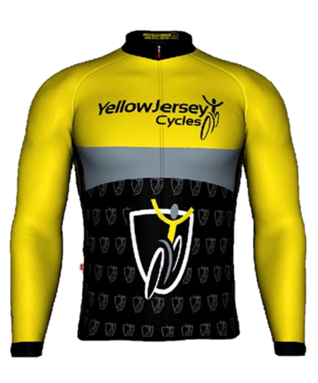 Yellow Jersey LS Thermal Jersey