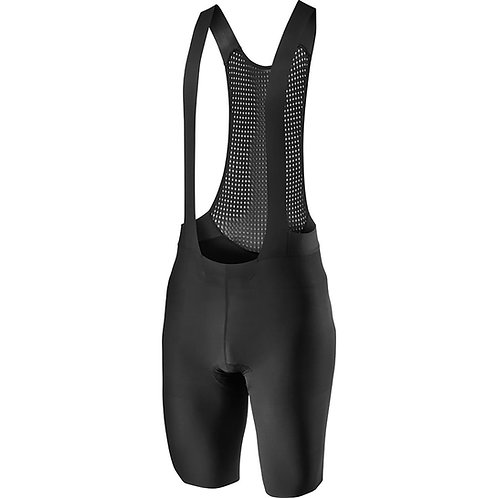 Premio Black Bib Shorts