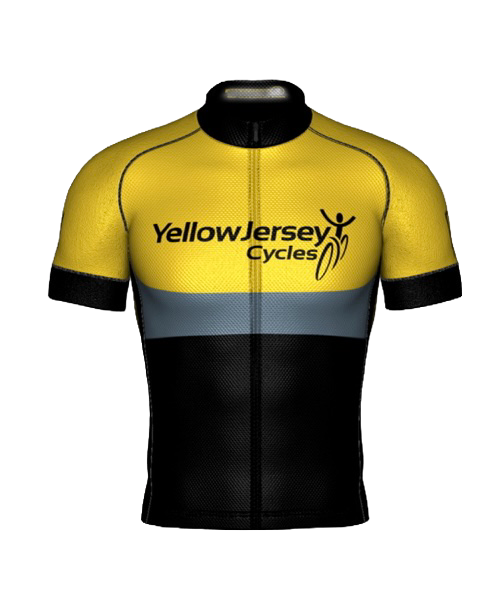Yellow Jersey SS Jersey Front