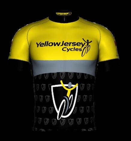 Yellow Jersey SS Jersey