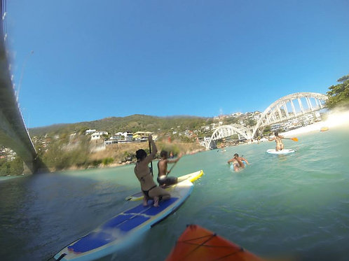 Aula Stand UP Paddle