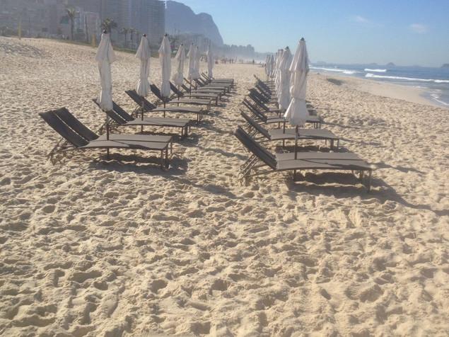 Beach Service | Rio Ecoesporte | Grand Hyatt