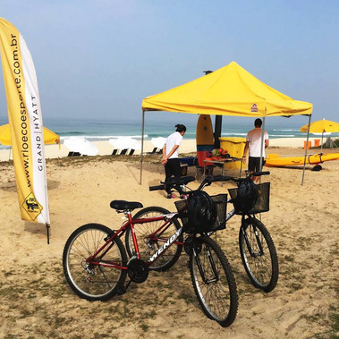 Beach Club | Rio Ecoesporte | Hyatt