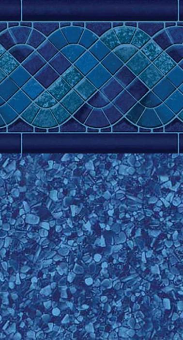 Raleigh Blue(W*) Blue Beach Pebble(F*)