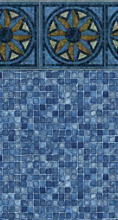 Venice Blue Mosaic(W*) Blue Mosaic(F*)