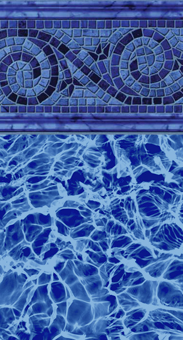 Siesta Wave Blue(W*) Blue Diffusion(F*)