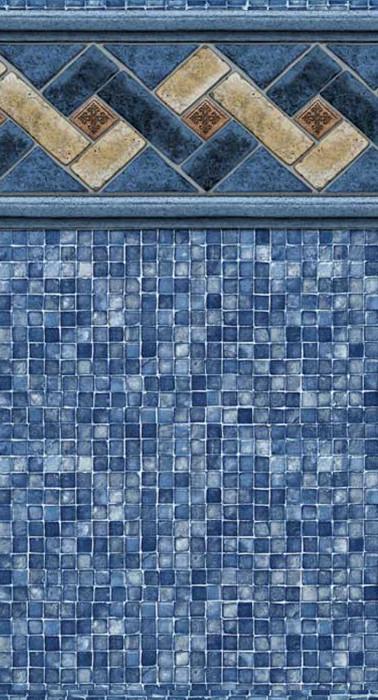 Mountain Top Blue Mosaic(W*) Blue Mosaic(F*)