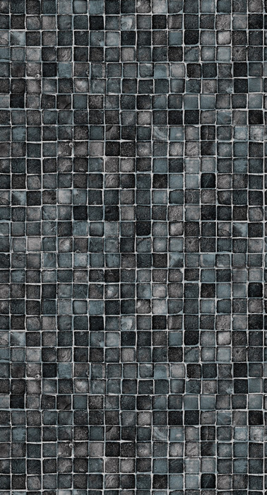 Gray Slate No Border(W*) Gray Slate(F*)