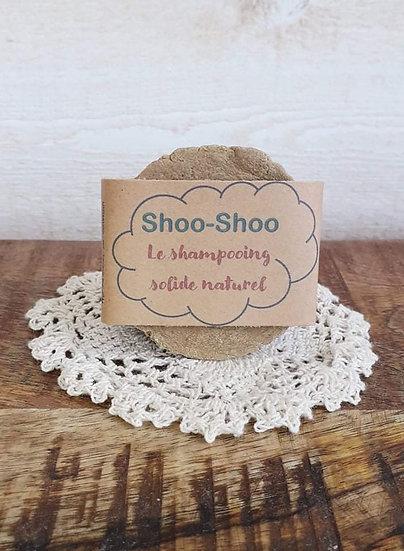 Shampooing solide 'Shoo-Shoo'