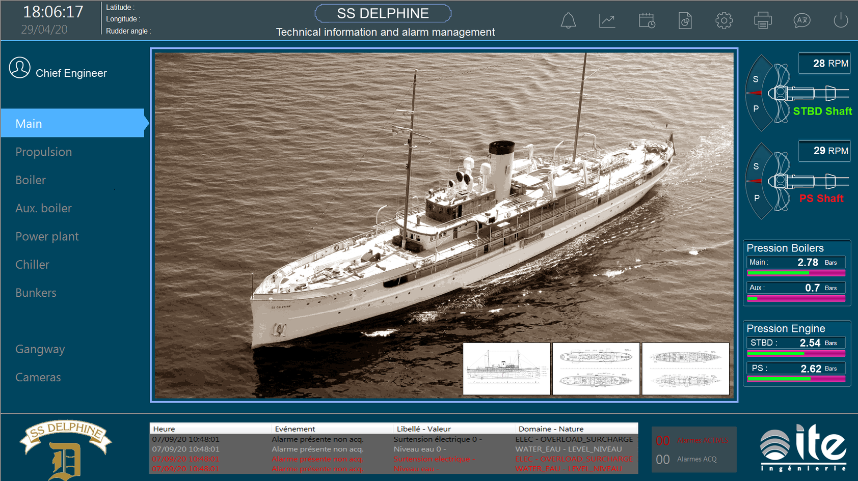 Supervision SS Delphine vue1