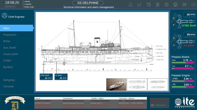 Supervision SS Delphine vue2