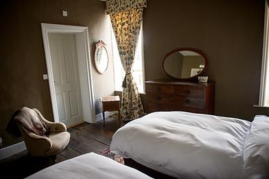 Lawley bedroom at Bank House Bishops Castle