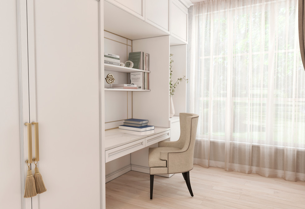 Traditional livingroom design