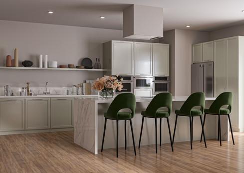 Kitchen 3D visuals