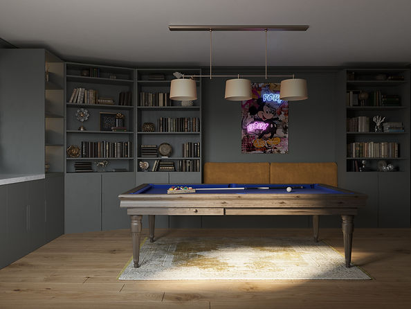 Games room cgi