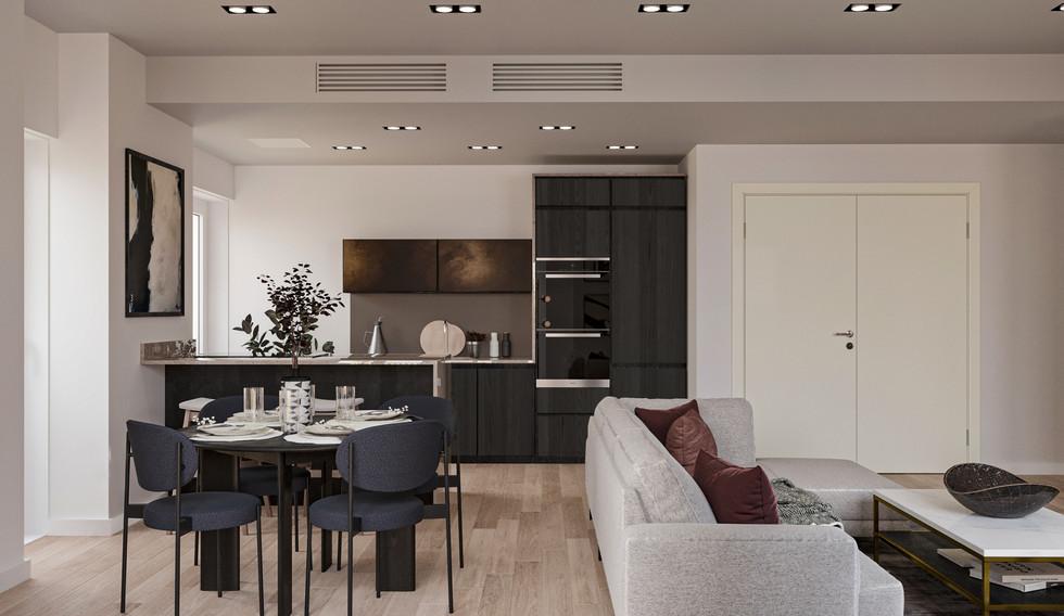 Living room-cgi