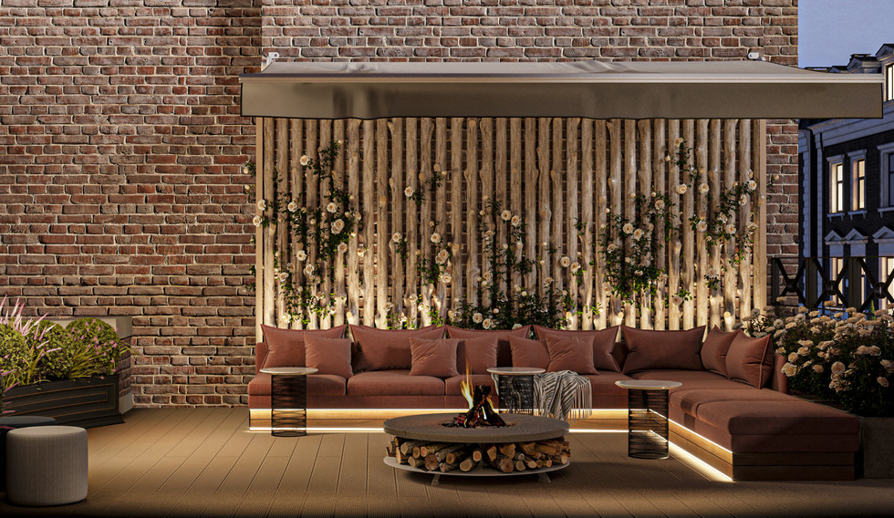 Terrace cgi