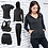 Thumbnail: Autumn and winter yoga clothing suit running quick-drying clothes