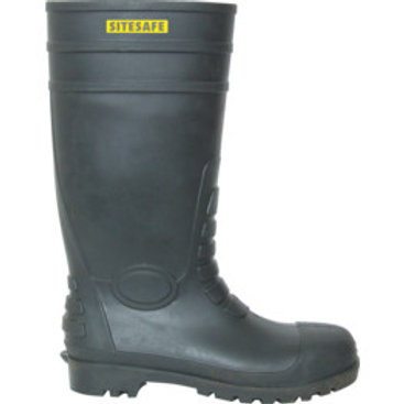 Sitesafe SSF03 Safety Wellingtons