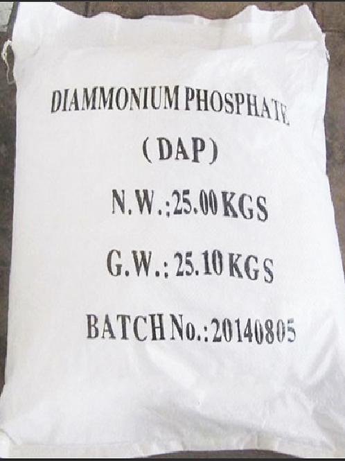 Di-Ammonium Phosphate, DAP fertilizer