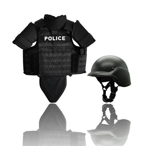 Bulletproof vest/full body armor/bulletproof vest level IV