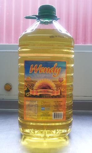 5L bottle Soybean oil