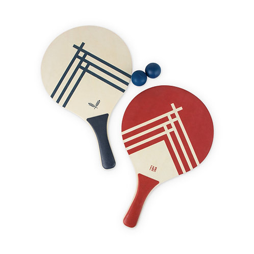 Beach Tennis Paddle Set by Foster & Rye™