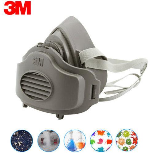 3M 3200 Dust Mask Respirator