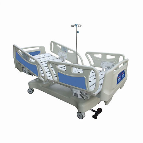 BR-HBE10 5-Function Electric Hospital Bed, Vertical columns system