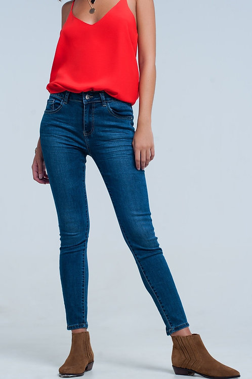 Super Skinny Push-Up Jeans