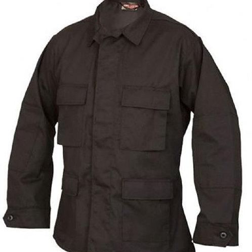Tru Spec BDU Jacket BLACK - IRREGULAR