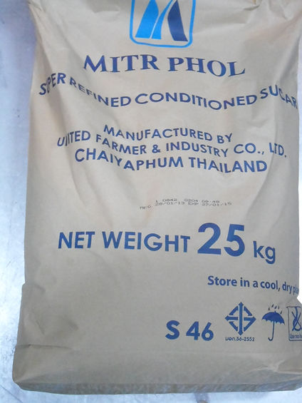 25kg Sugar Bag ROMA Ltd