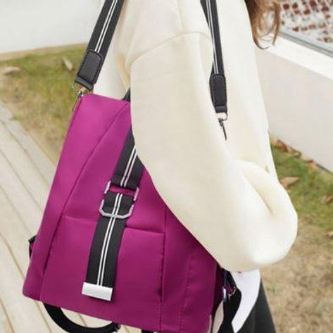 Double Stripe Backpack