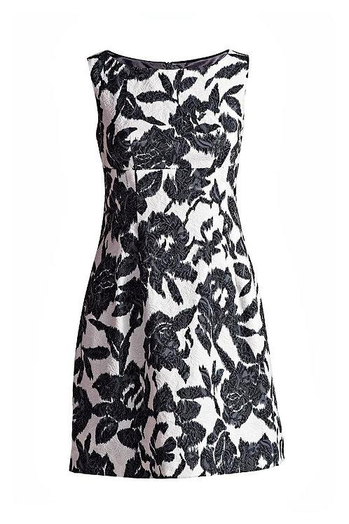 Floral Empire Line Dress