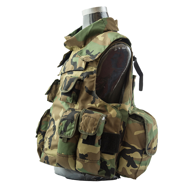 Jungle Bulletproof Jacket