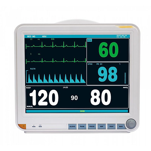 15'' multi-parameter patient monitor
