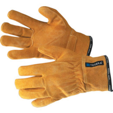 Ejendals Tegera 17 Yellow Heat Resistant Gloves