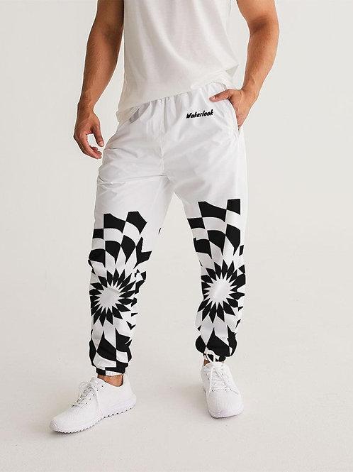 Wakerlook Fashion Spiral Men's Track Pants