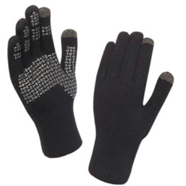 Sealskinz Waterproof Gripper Gloves