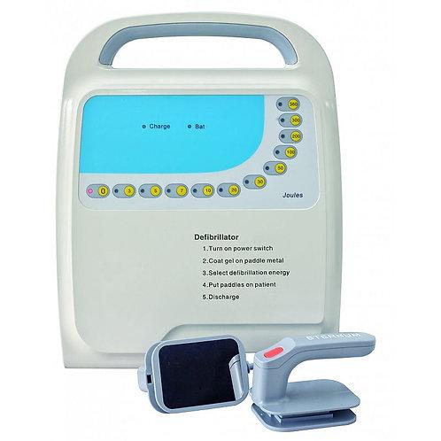 Defibrillator/monophasic