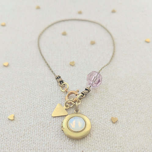"KIDS! - ""FAIRY DUST"" LOCKET BRACELET"