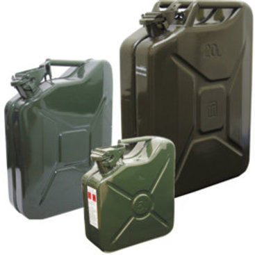 Kennedy Steel Jerry Cans