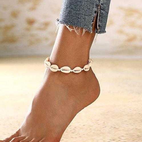 Bohemian Sea Shell Anklet Ankle Bracelet