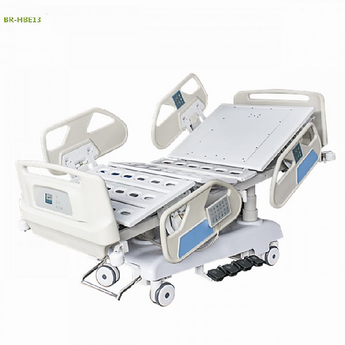 BR-HBE13 7-function electric bed with weighing system