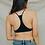 Thumbnail: Black Zig Zag Front Bralette