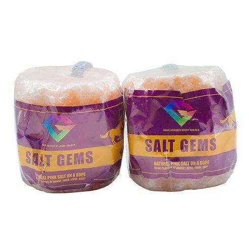 Himalayan Animal Lick Salt, Pack of 2