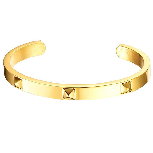 Mister Stud Cuff Bracelet