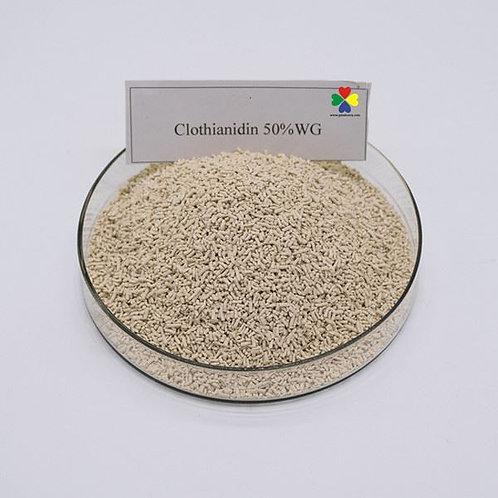 Clothianidin 50%WDG 50%WG 0.2% Granule