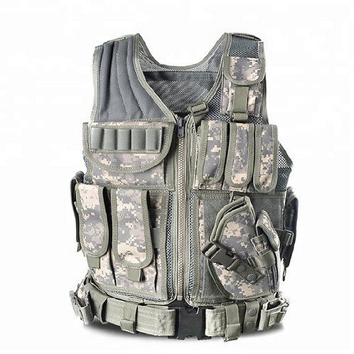 Improved Outer Tactical Vest