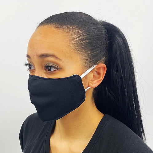 Black Face Cover